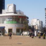 一之江駅A1出口から目の前です。